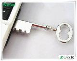 Eleganter Metalschlüssel USB Pendrive mit kundenspezifischem Firmenzeichen (WY-M07)