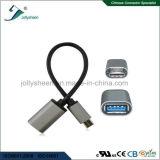 USB Charing e cabo da transmissão com FCC, Ce, RoHS