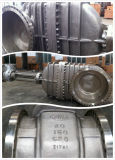 """API600 40 """" Class150 CF8のゲート弁(Z41W-150LB-DN1000)"""