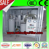 Lubricar Vacuum Oil Filtration Machine para Lube Oil y Hydraulic Oil