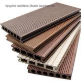 Decking твердой древесины пластичный составной для напольного настила
