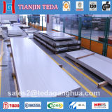 Tisco 304 304L 316 de Plaat van het Blad van het Roestvrij staal