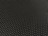 Noir avec EPDM Flecks Gym Flooring et Ranch Rubber Mat