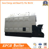Cadena Grate Carbón Caldera, calentador en la máquina de papel de la máquina / fideos / Aceite de Palma Machine (DZL)