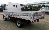 중국 4X2 디젤 엔진 가벼운 덤프 트럭 1.5ton--Rhd