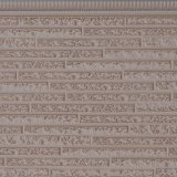 Los paneles aislados emparedado grabados decorativos de la PU para la venta