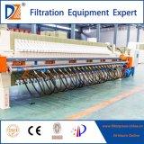 Filtropressa industriale della membrana di trattamento di acqua di scarico