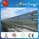 Rolo da alta qualidade do Guardrail da estrada que dá forma à máquina, máquina galvanizada da fabricação do metal de folha