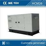 генератор 30kVA двигателя 50Hz Googol безшумный тепловозный