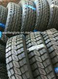 Neumático radial sin tubo del carro de la marca de fábrica del triángulo (11r22.5, 12r22.5)