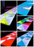 Auto van de Partij van het vrije Verschepende RGB toont de Dansende LEIDENE van de Vloer DMX Stadium van Dance Floor Door sterren verlicht Dance Floor Lichte Disco