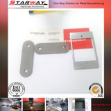 Изготовленный на заказ изготовление /Aluminum металлического листа