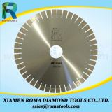 El diamante de Romatools vio las láminas para el granito