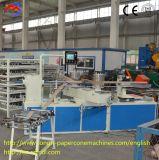Máquina de papel espiral segura y confiable del tubo de Tongri/para la fibra química