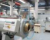 Fabbricazione di plastica/espulsione del tubo del tubo Machine-LDPE/PE/PVC (espulsore) lavorare (fuori da/taglierina della trazione/macchina di bobina)