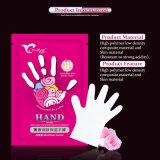 Máscara hidratante de la mano del cuidado privado de la mano de OEM/ODM
