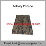 De poncho-Politie van de camouflage poncho-Militaire het jasje-Leger van de eenvormig-Camouflage Regenjas