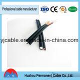 Precio dual del cable coaxial RG6 de la fabricación