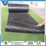 Couvre-tapis en caoutchouc de trou circulaire, rouleau en caoutchouc de couvre-tapis en caoutchouc antidérapage