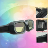 Actieve 3D Shutter Glasses voor TV Video van Digital Cinema