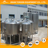 preparazione della birra 5bbl, strumentazione che elabora, fabbrica di birra di fermentazione della birra