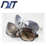 Nuevas gafas de sol de las señoras del acetato de la alta calidad del diseño de la insignia de encargo