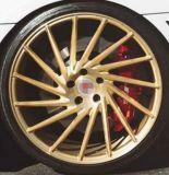 Сплав автомобиля AC BBS Vossen Hre луча реплики катит оправу для VW Тойота Audi Benz BMW Maybach