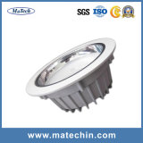 Kundenspezifische Aluminiumlegierung sterben Injection Moulding Casting LED Gehäuse