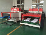 Ybhq-450 * 2 Alta Velocidad camiseta bolsa máquina de producción automática