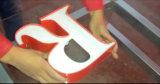 Dobladora automática 3D de la carta de canal del rinoceronte