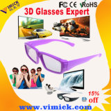El surtidor superior 3China de los vidrios 3D polarizó los vidrios