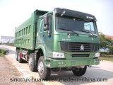 Sinotruk Mineral 8X4 Dump Truck