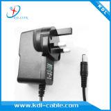 Заряжатель количества стены! переходника заряжателя USB AC перемещения штепсельной вилки 5V 2A UK