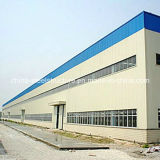 Taller y construcción de estructura de acero de alta calidad