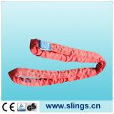 Synthetische Faser-endloser Typ, der ringsum Riemen anhebt