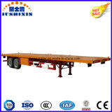 2axle 40FT Flatbed Container Cargo Semi Trailer