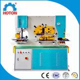 Máquina de aço do cortador do perfil hidráulico (trabalhador Q35Y-16 do ferro)