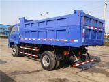 Forland 4X2 1~10 toneladas de carro de vaciado ligero