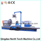 Torno horizontal grande resistente del CNC para dar vuelta al cilindro del molino de 40 T (CG61160)