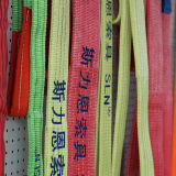Double Layer Safety Factor 5:1 3tx3m 100% Polyester Lifting Product