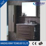 Самомоднейшей шкаф тщеты ванной комнаты меламина установленный стеной