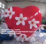 Wedding, Valentines Decoration를 위한 특정 Inflatable Pink Heart