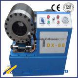 본래 새로운 도매 Dx68 호스 주름을 잡는 기계