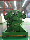 Biogás aprobado del Ce, Syngas, generador del gas natural con Cummins Engine