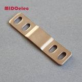 Connecteur flexible de cuivre bidon de clinquants