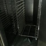 Horno rotatorio del estante del pan bajo electrónico de la consumición de Mysun para la venta