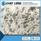Pedra de superfície contínua artificial de quartzo de Engineed para bancadas da cozinha e partes superiores da vaidade