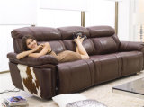ホーム家具のリクライニングチェアの革ソファーモデル922