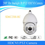 Dahua 2MP 30XのスターライトIR PTZ Hdcviの保安用カメラ(SD6C230I-HC)