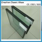 Звукоизоляционное Низкое-E Coated изолированное стекло используемое в здании, окне